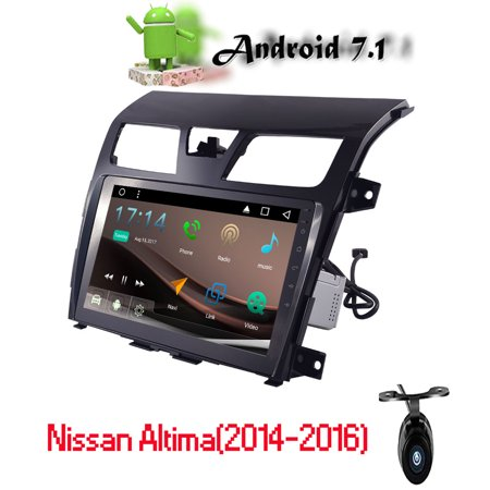 Eincar Car Stereo for Nissan Altima 2014-16 10 1
