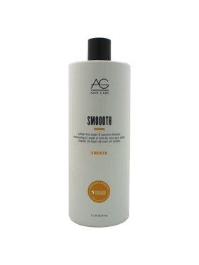 AG Hair Smooth Sulfate-free Argan & Coconut Shampoo 33.8oz
