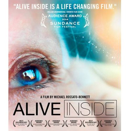 Alive Inside  Blu Ray