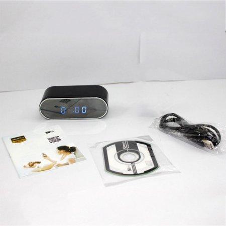 720 Mini DV DVR Wifi Camcorder Remote Control Mini Camera Clock Alarm P2P Livecam IR Night