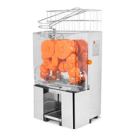 VEVOR Orange Juicer Commercial Auto Feed Orange Juicer Squeezer 120W Orange Juice