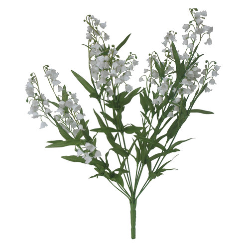 Better Homes & Gardens White Lily of the Valley Bush, 1 Each