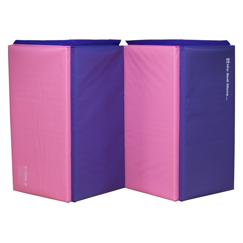 We Sell Mats Folding Gymnastics Tumbling Panel Mat 6 Sizes