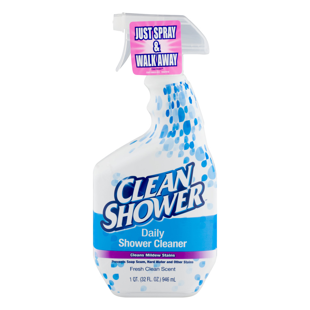 Superb Clean Shower Daily Shower Cleaner Fresh Clean Scent, 32.0 FL OZ