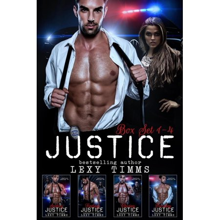 Justice - Complete Series - eBook