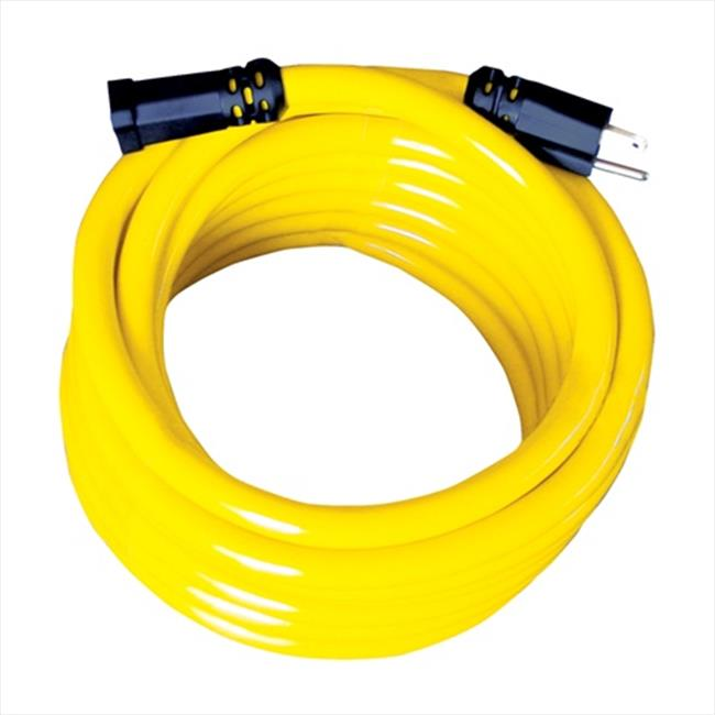 Voltec 06-00163 100 ft. STW Yellow Extension Cord, Case Of 2