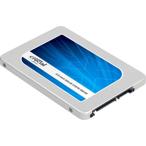 """Crucial BX200 960GB SATA 2.5"""" Internal Solid State Drive w/ 9.5mm Adapter"""