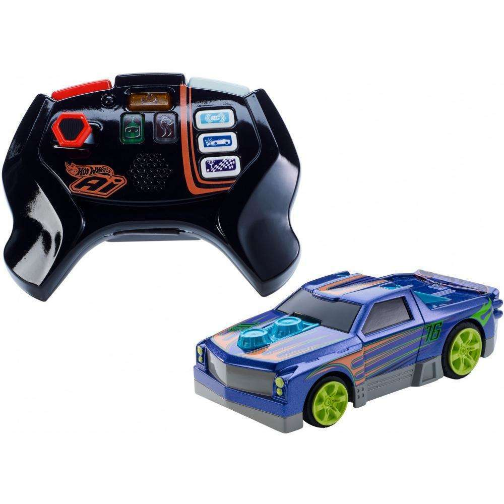 Hot Wheels Ai Turbo Diesel Racing Car and Controller Set