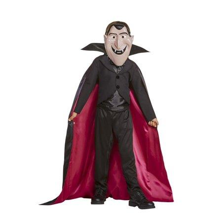 Kid's Hotel Transylvania Count Dracula Costume