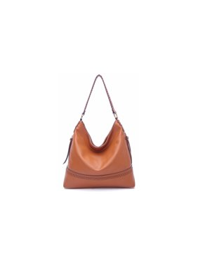 ec8a96d18225 Product Image Elle Vegan Leather Fashion Hobo Bag