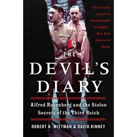 The Devil's Diary (Paperback)