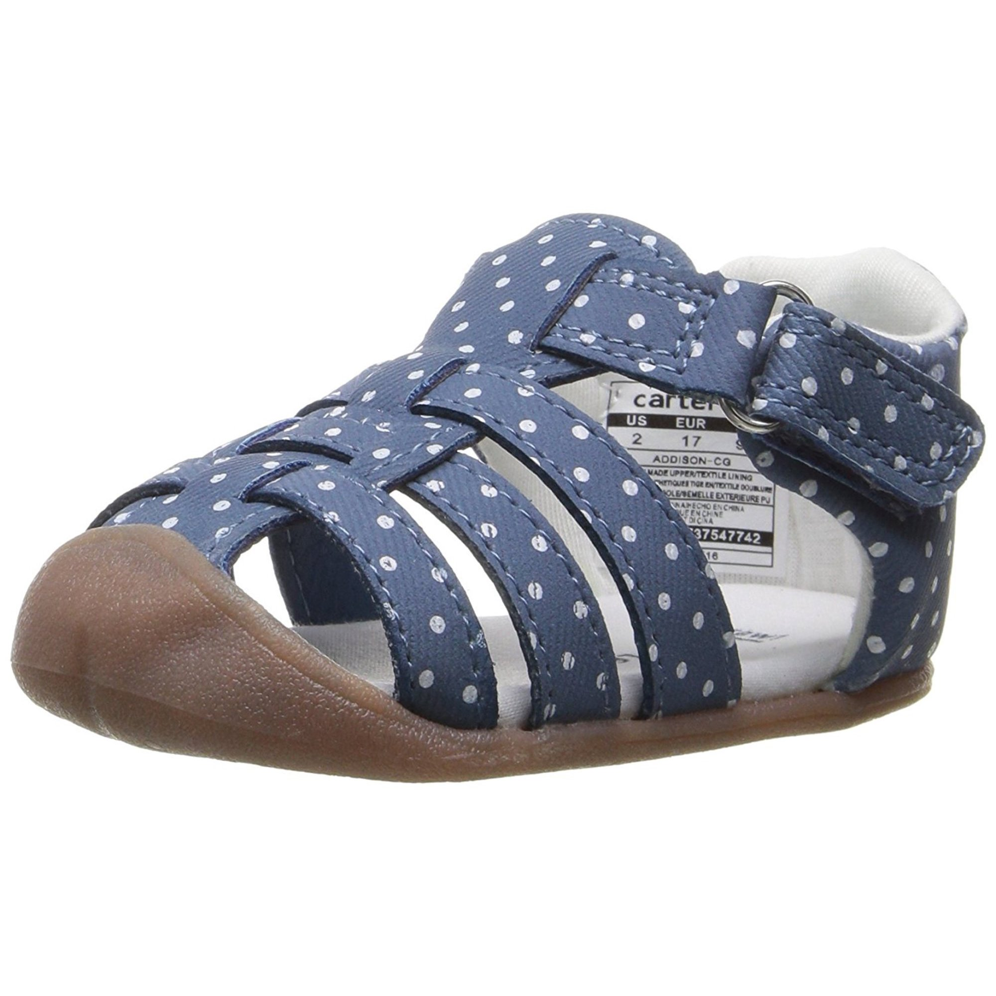 3ce80dd3b Carter s Every Step Girl s and Boy s Standing Shoe