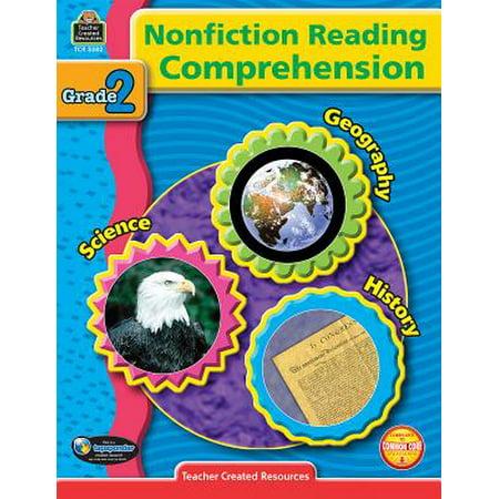 Nonfiction Reading Comprehension Grade 2 - Teacher Resources