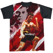 Bloodsport Men's  Fight Of Your Life Sublimation T-shirt White