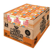 Product of Nissin Cup Noodles Chicken Flavor Soup, 24 pk./2.25 oz.