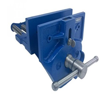 Yost M7ww Rapid Acting Wood Working Vise  7  Blue
