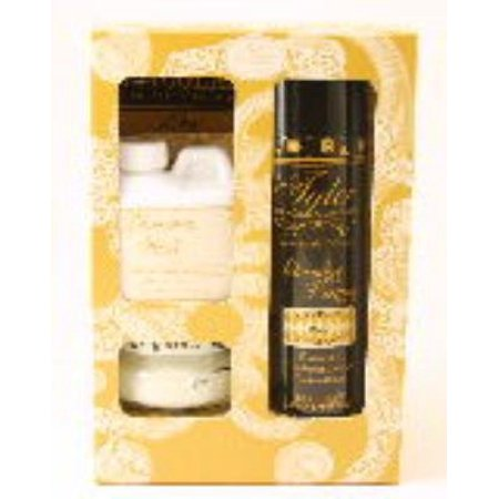 Candle Fragrance Gift Set, Diva, 4oz. Chambre Parfum (Room Perfume) By Tyler (Taylor Candle)