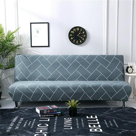 Sofa Slipcover Armless Cover