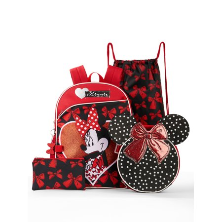 Minnie Mouse 5 Pc Set