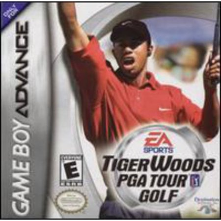 Destination Software  Game Boy Advance   Tiger Woods Pga 2002