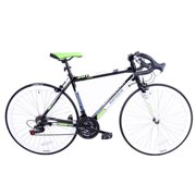 North Gear 901 21 Speed Road / Racing Bike with Shimano Components - Black