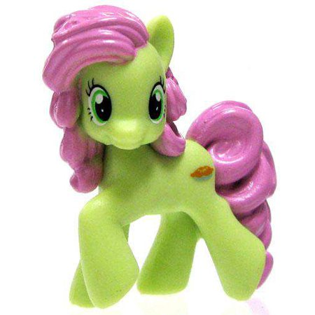 My Little Pony Frienship Is Magic Series 5 Peachy Sweet PVC Figure - Little Cigars Sweet