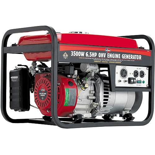 Allpower 3500W Portable Generator Deluxe Side Panel, APG3001