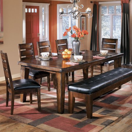 Signature Design By Ashley Larchmont Rectangle Dining Table