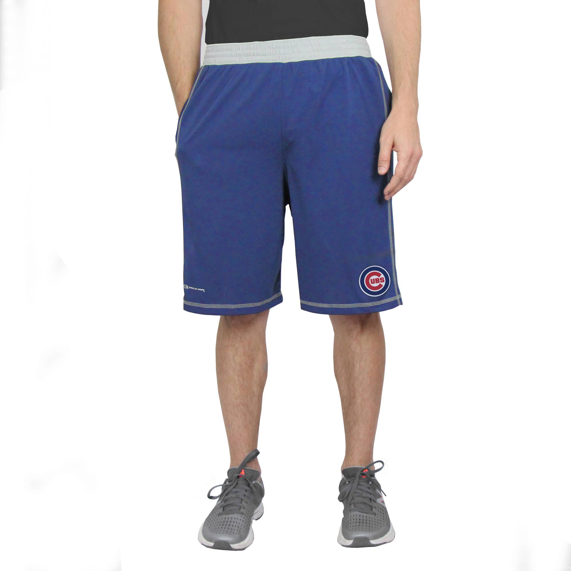 MLB Chicago Cubs Men's short poly pinhole mesh Jersey, 2XL