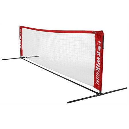 8b140aa50 All Surface Soccer Tennis Net Set - Walmart.com