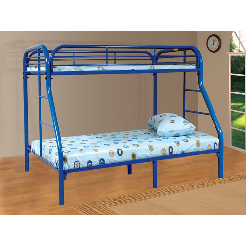 Zoomie Kids Tanya Twin over Full Bunk Bed