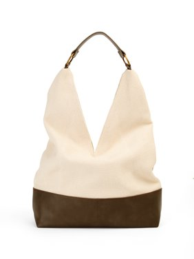 Product Image T-Shirt and Jeans Canvas Hobo