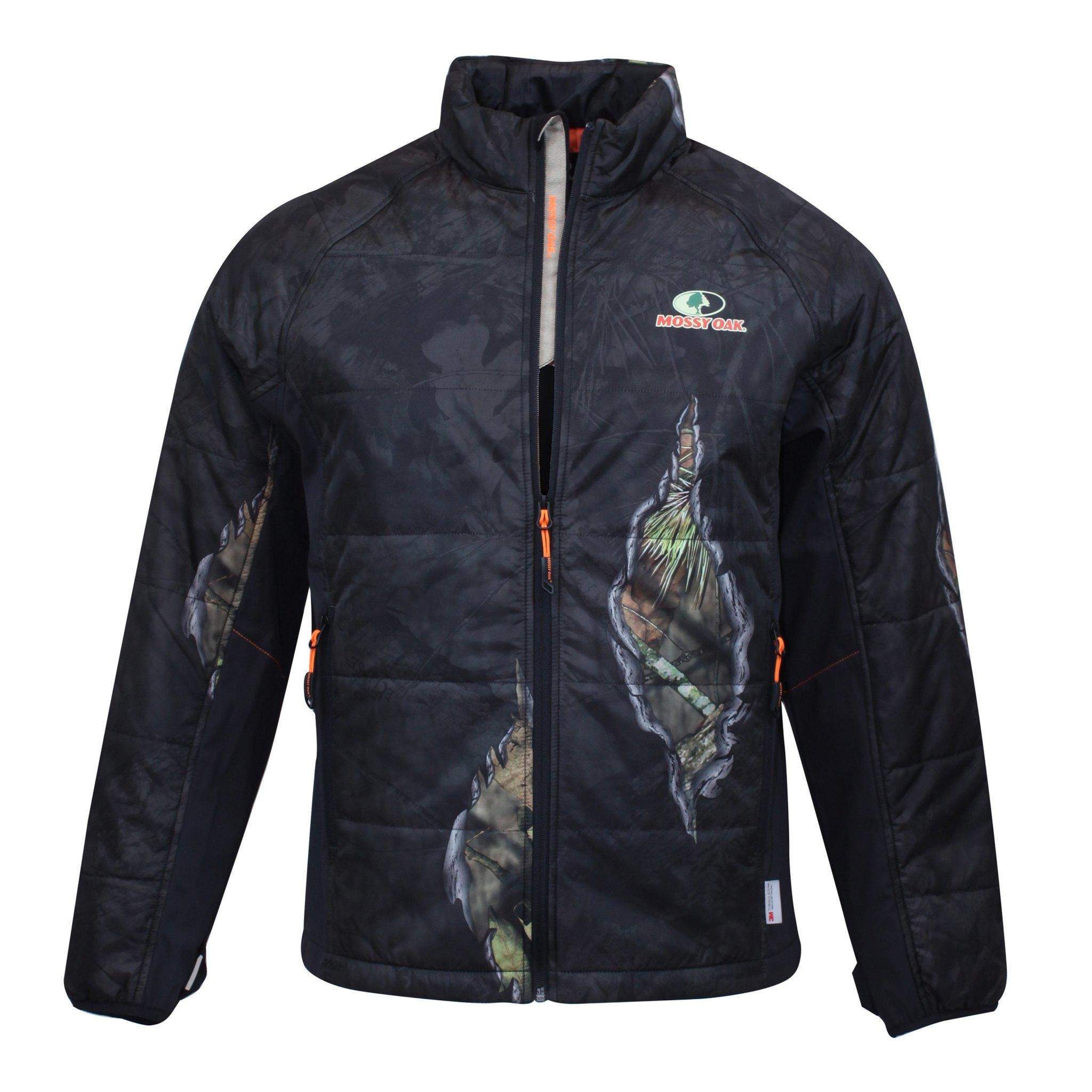 Mossy Oak Men's Insulated Jacket