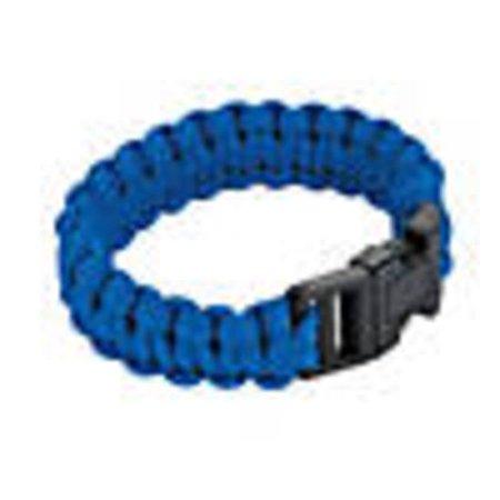 Large Blue Paracord Bracelets - Para Cord Bracelets