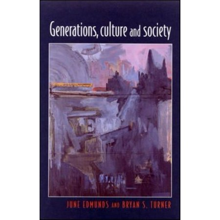 Generations  Culture And Society
