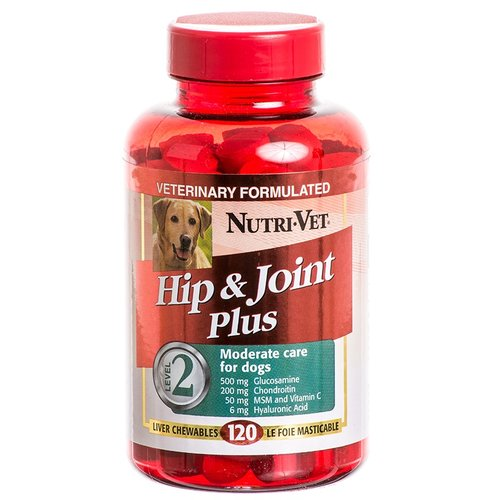 Nutri-Vet Hip & Joint Chewables for Dogs - Extra Strength