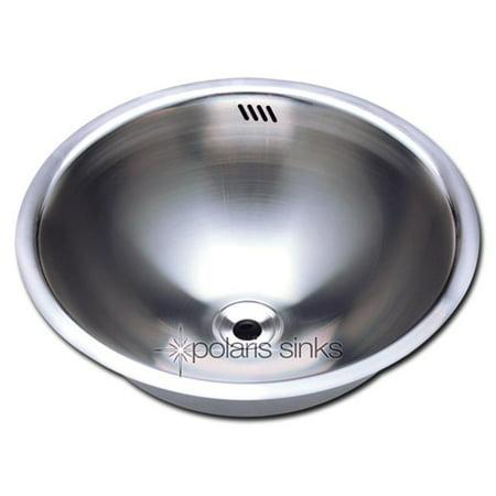 - 18 Gauge Thickness Stainless Steel Undermount Sink
