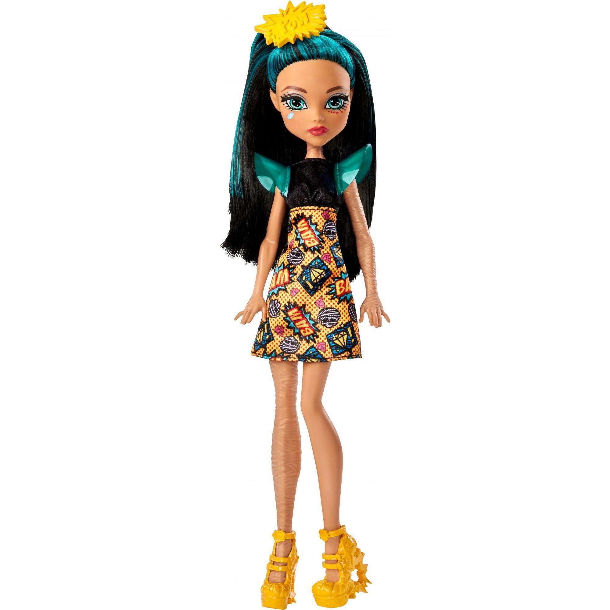 Monster High Cleo De Nile Doll by Mattel