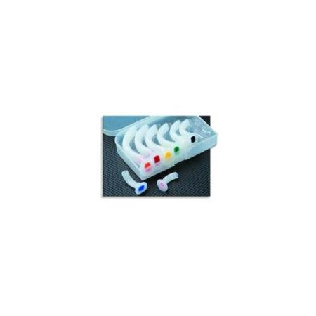 Guedel Airway, Medium, 70mm, Size 2, 10/pkg. ADC43070-10