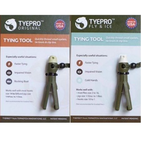 Tyepro combo 2 pack original fly ice fishing for Tyepro fishing tool