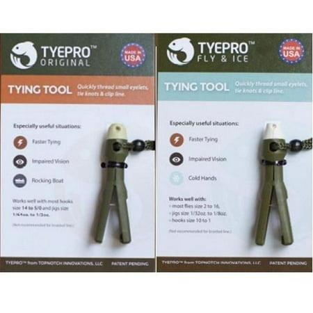Tyepro combo 2 pack original fly ice fishing for Tyepro fishing tool