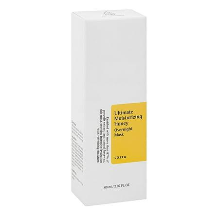 Best Cosrx, Ultimate Moisturizing Honey, Overnight Mask, 2.02 fl oz (60 ml) deal