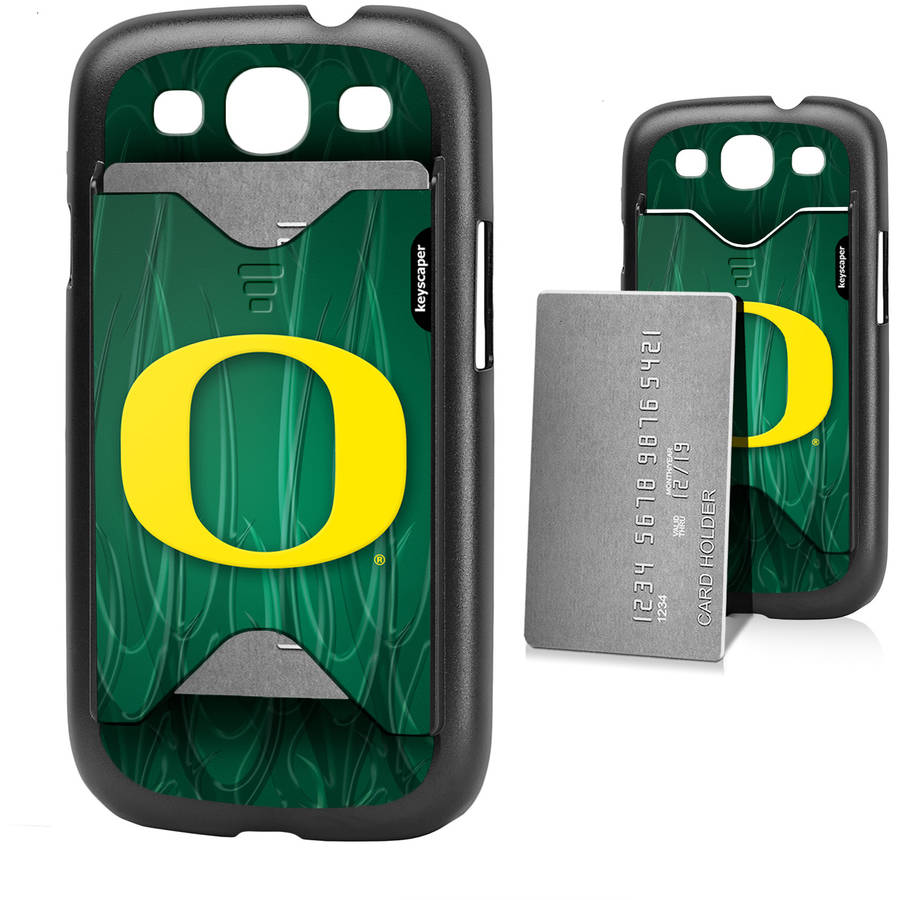 Oregon Ducks Galaxy S3 Credit Card Case