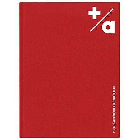 2014 Bigbang + a Concert in Seoul Live (DVD)