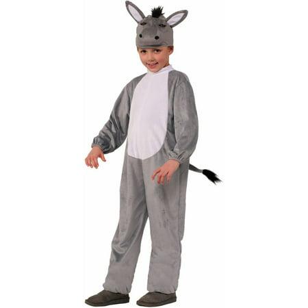 Nativity Donkey Children's Costume - Child Nativity Costumes