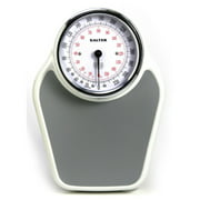 Best Mechanical Bathroom Scales - Salter Professional Large Analog Mechanical Scale Gray Review