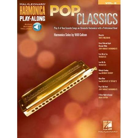 How To Play Harmonica - Pop Classics : Harmonica Play-Along Volume 8