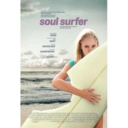 Soul Surfer (2011) 27x40 Movie Poster ()