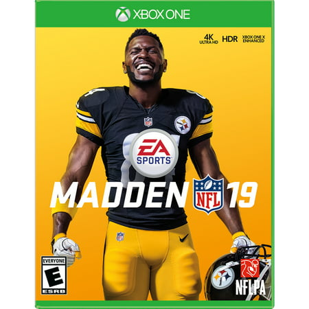Madden NFL 19, Electronic Arts, Xbox One, (Best Games To Play On Xbox One)