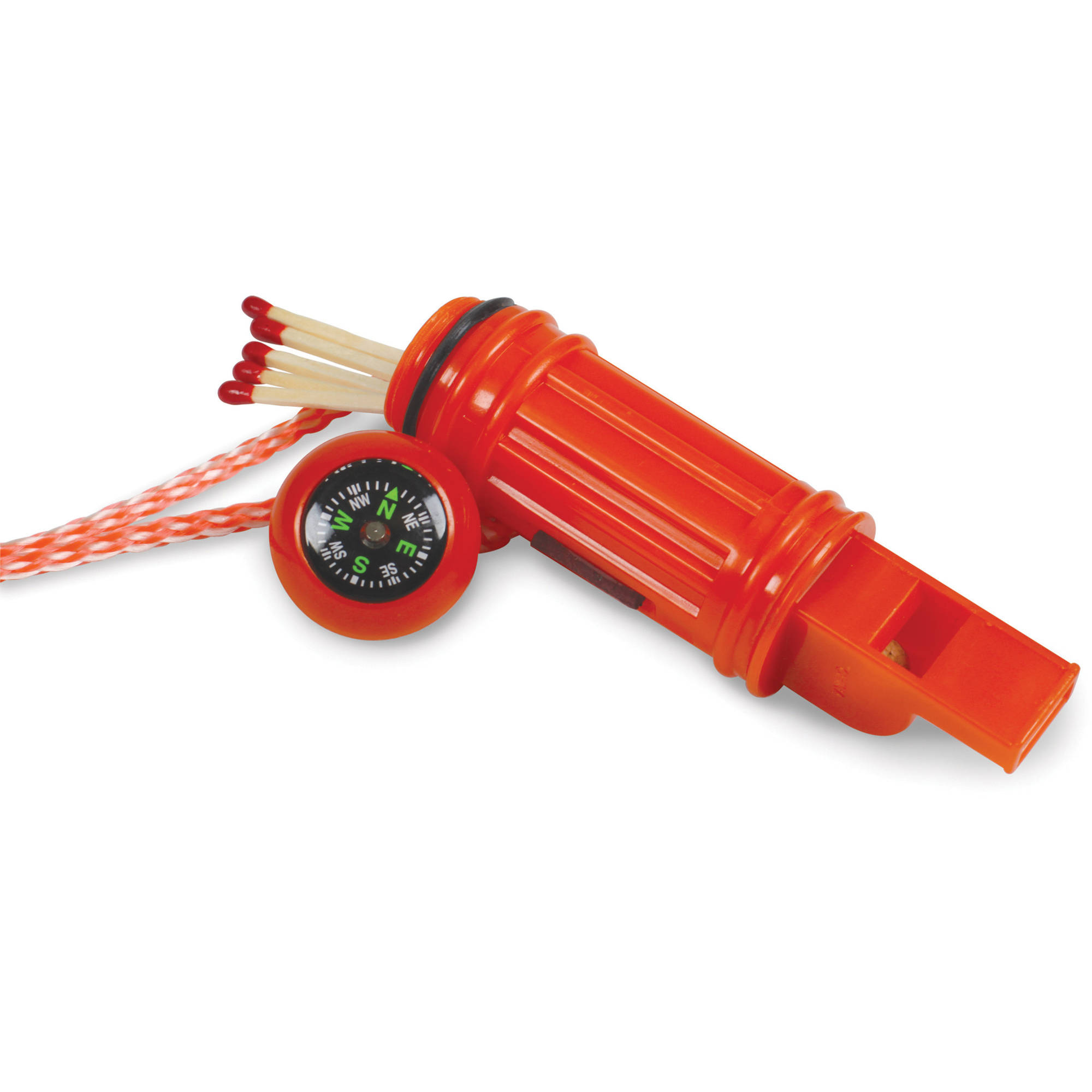 Stansport 5-In-1 Survival Whistle by